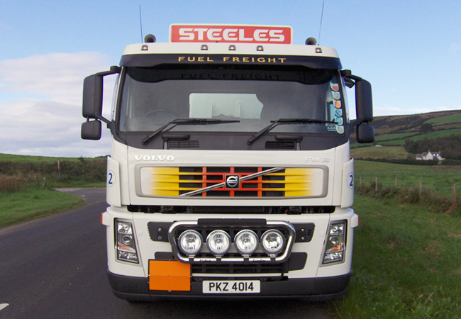 Steeles Lorry